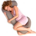 C-Shaped Pillow