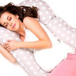 Half-Body Maternity Pillow